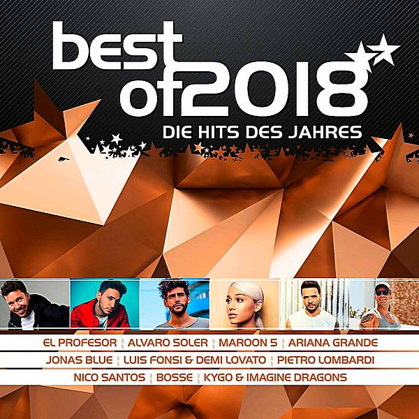VA - Best Of 2018: Die Hits Des Jahres [2CD] (2018)