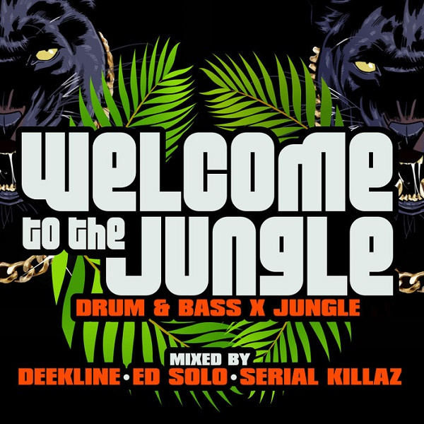 VA - Welcome to the Jungle [Drum & Bass X Jungle] (2018)