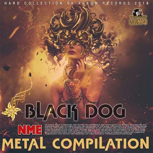 VA - Black Dog: Metal Compilation (2018)