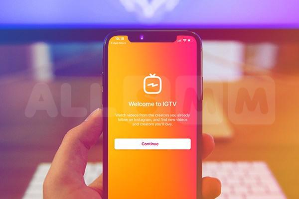 IGTV à Instagram. Examen et avantages