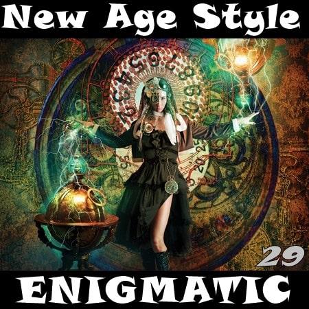 VA - New Age Style - Enigmatic 29 (2018)