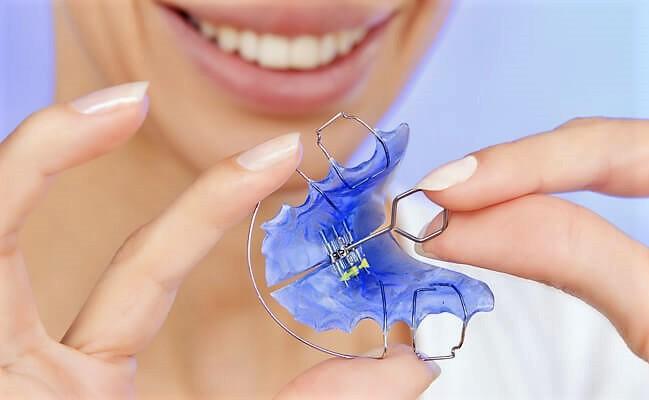 Зубні пластини - Клініка Доброго Стоматолога