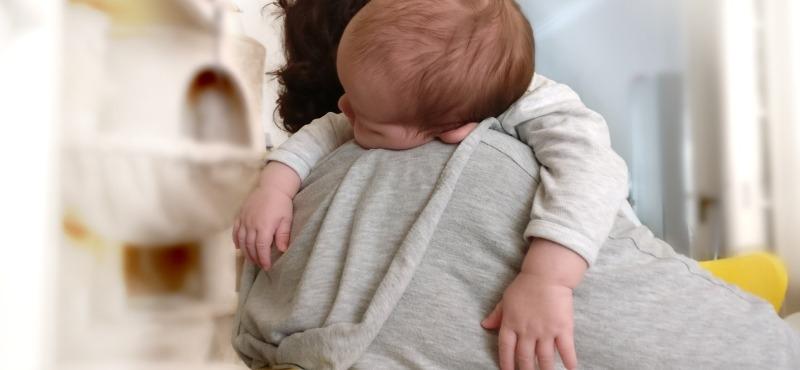 Плач ребёнка