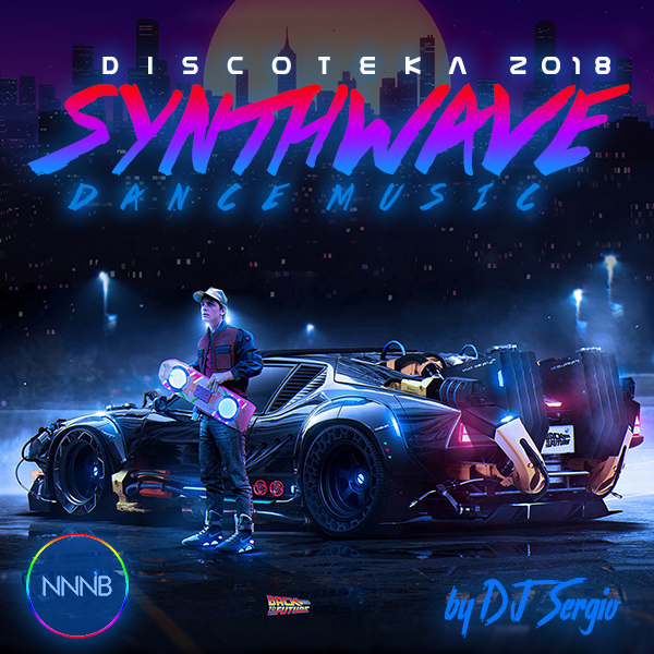 VA - Дискотека 2018 Synthwave Dance Music (2018)  NNNB