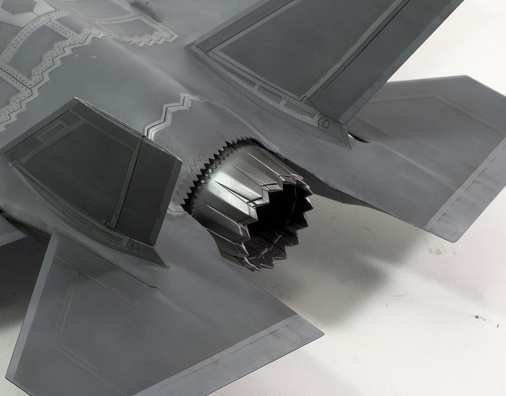 Lockheed Martin F-35 Lightning II. Italeri 1/32. - Страница 2 9c32d3f6fad5739d7faf7b2a1af1a667