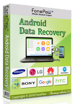 FonePaw Android Data Recovery v.2.8.0 + Portable