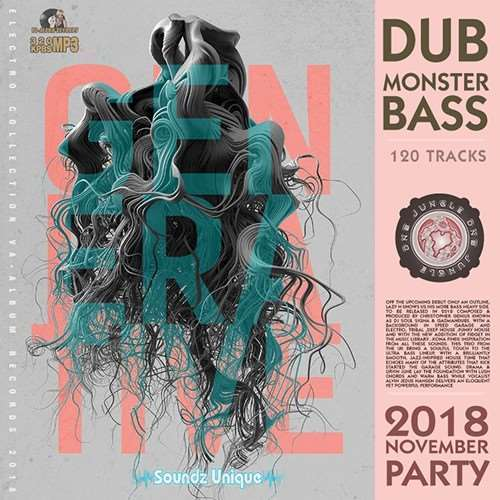 VA - Generative Dub Monster Bass (2018)