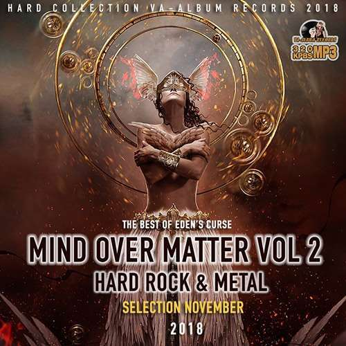 VA - Mind Over Matter Vol 02 (2018)