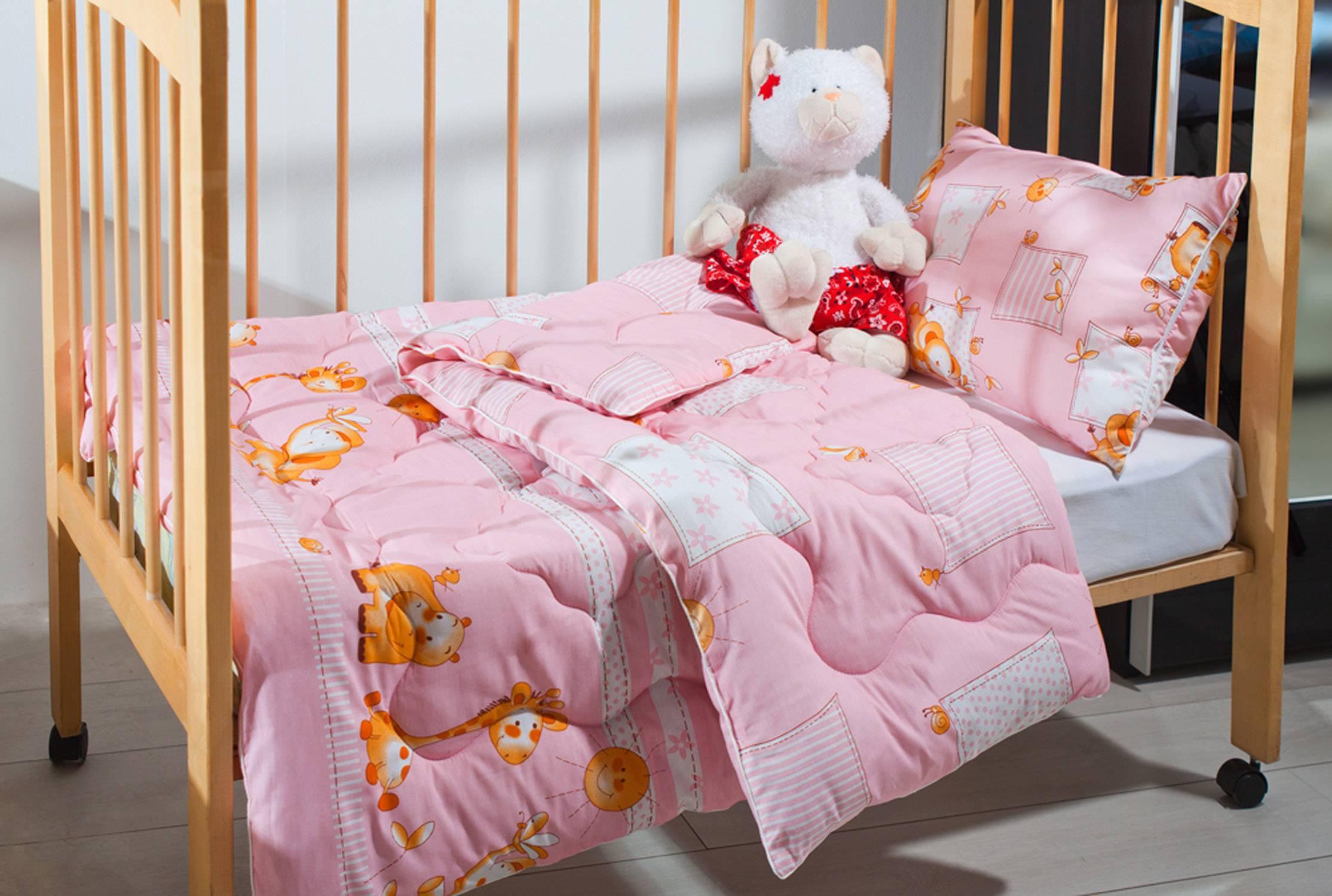 Как выбирать постельное белье для детей