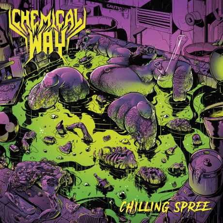 Chemical Way - Chilling Spree (2018/FLAC)