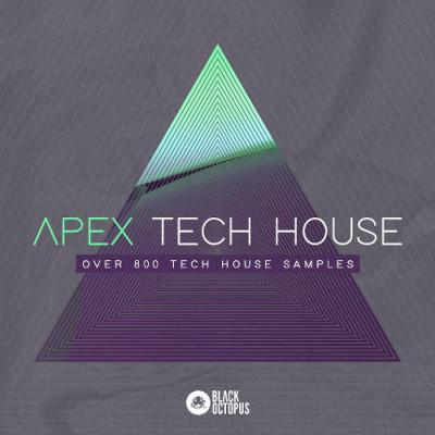 Black Octopus Sound - Apex Tech House (WAV)