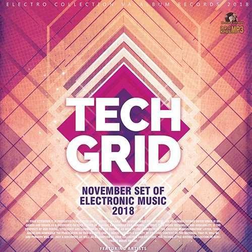 VA - Tech Grid: Electronic Set November (2018)