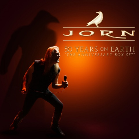 Jorn - 50 Years on Earth [12CD The Anniversary Box Set] (2018)