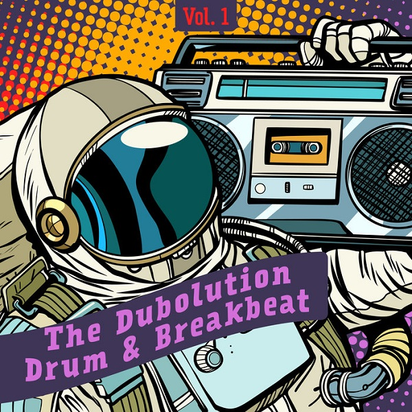 VA - The Dubolution Drum & Breakbeat Vol.1 (2018)