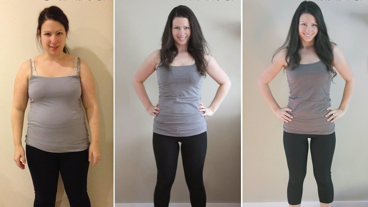 Отзывы о похудении фото до и после