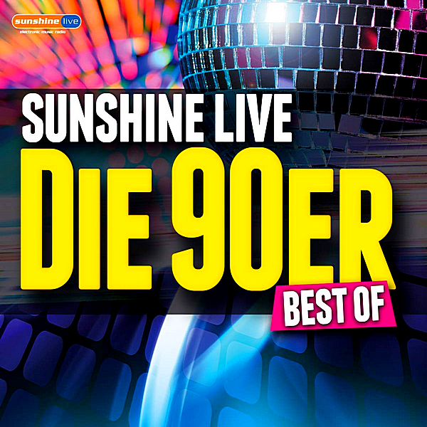 VA - Sunshine Live: Die 90er Best Of [2CD] (2018)