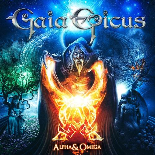 Gaia Epicus - Alpha & Omega (2018)