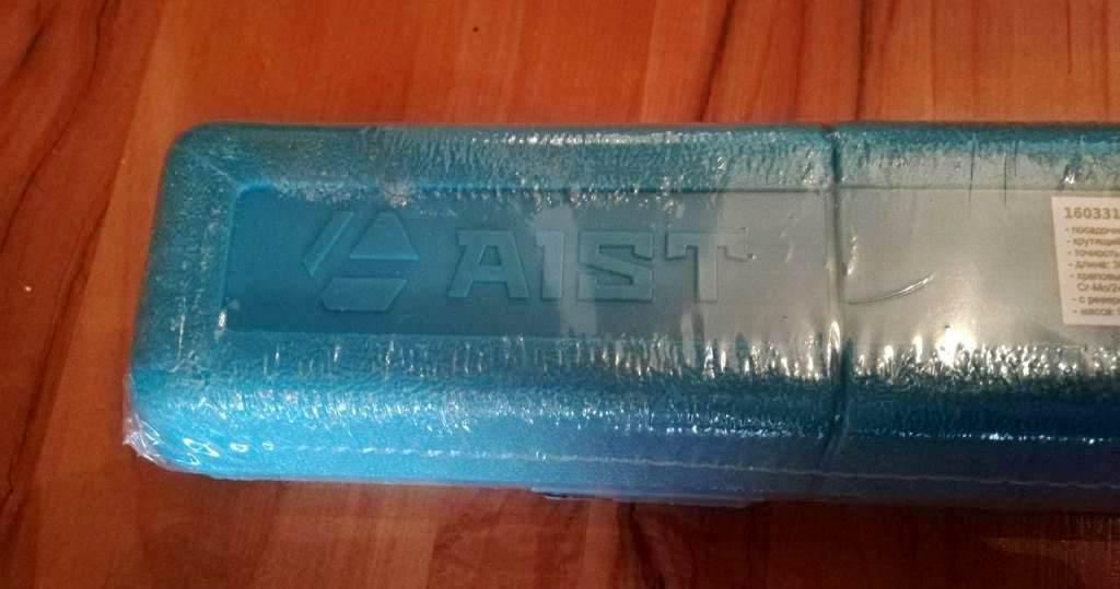 Новый Динамометрический ключ Aist 20-110Нм 75845fe6fd0ac1dce8e918d9eca8d168