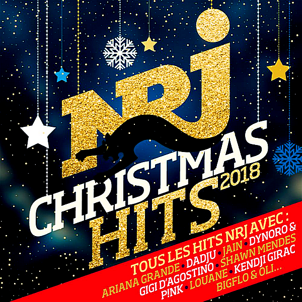 VA - NRJ Christmas Hits (2018)
