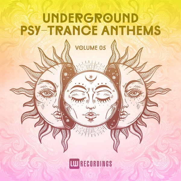 VA - Underground Psy: Trance Anthems Vol.05 (2018)