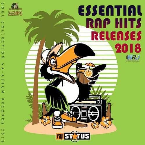 VA - Essentials Rap Hits Releases (2018)