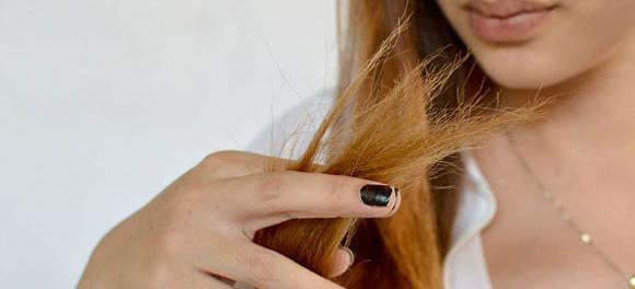 Кончики волос секутся