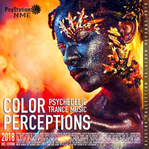 VA - Color Perception: Psy Trance Music (2018)