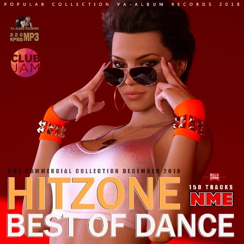 VA - HitZone Best Of Dance (2018)