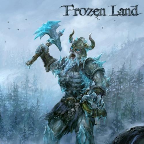 Frozen Land - Frozen Land (2018)