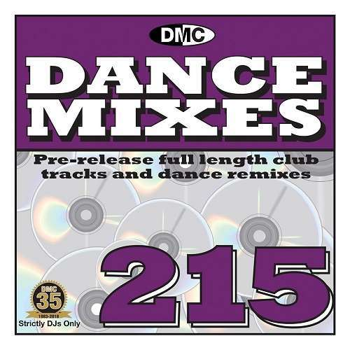 VA - DMC Dance Mixes 215 (September 2018) (2018)