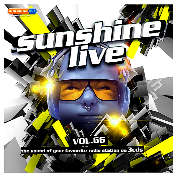 VA - Sunshine Live Vol.66 [3CD] (2018)