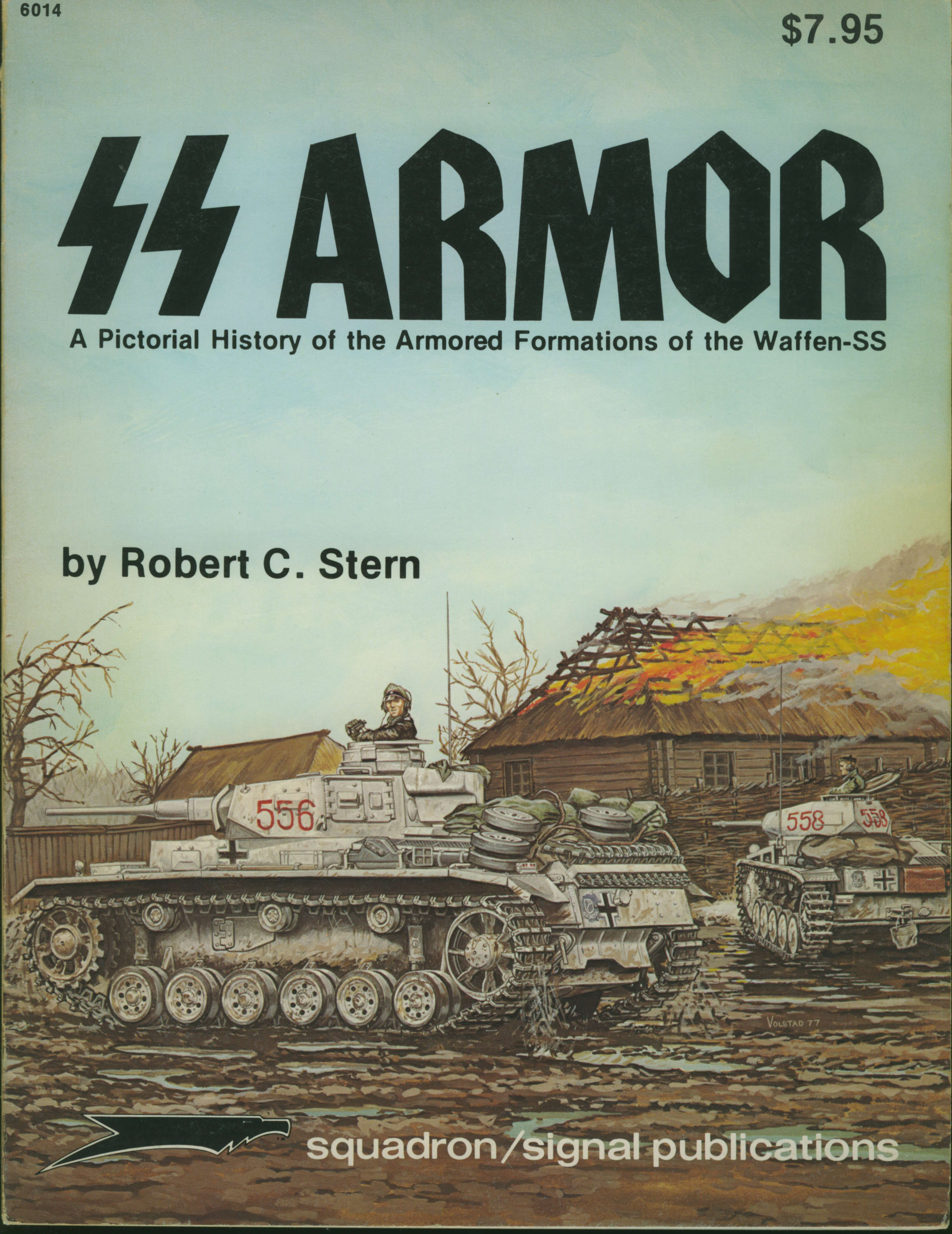 №6014 SS Armor A Pictorial History of the Armored Formations of the Waffen-SS.jpg
