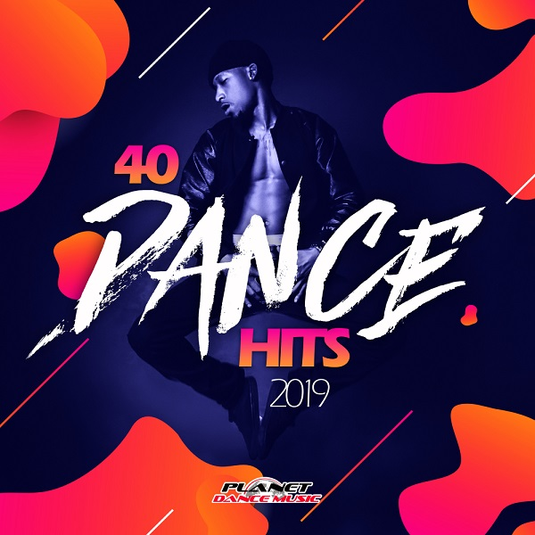 VA - 40 Dance Hits 2019 (2018)