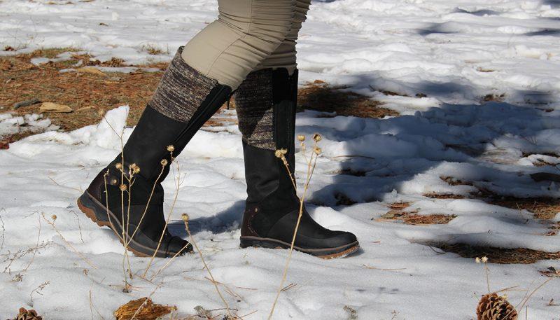 женская зимняя термо обувь