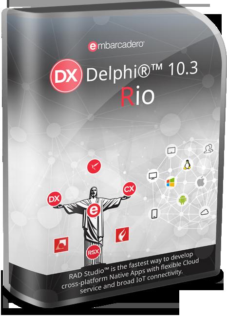 Embarcadero Delphi 10.3 Rio Version 26.0.32429.4364 Lite v15.0 x86 x64 [2018, ENG]