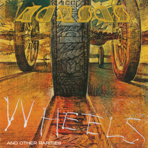 Kansas - Wheels and Other Rarities [Compilation] (2018)