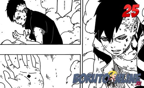 Манга Боруто/Manga Boruto 25 глава