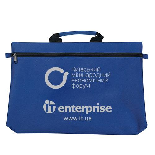 Конференц сумка с логотипом