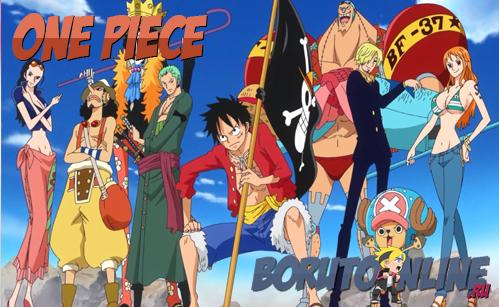 One Piece\Ван Пис все серии русская озвучка