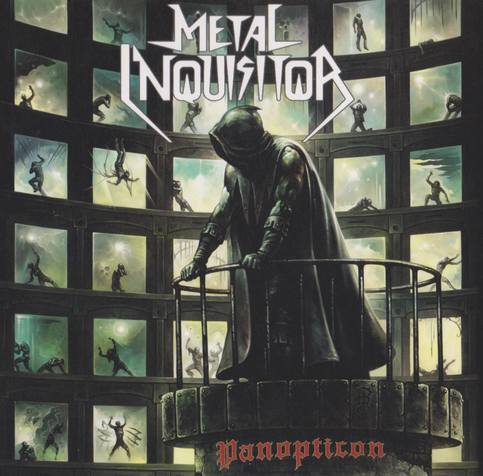 Metal Inquisitor - Panopticon (2019/FLAC)