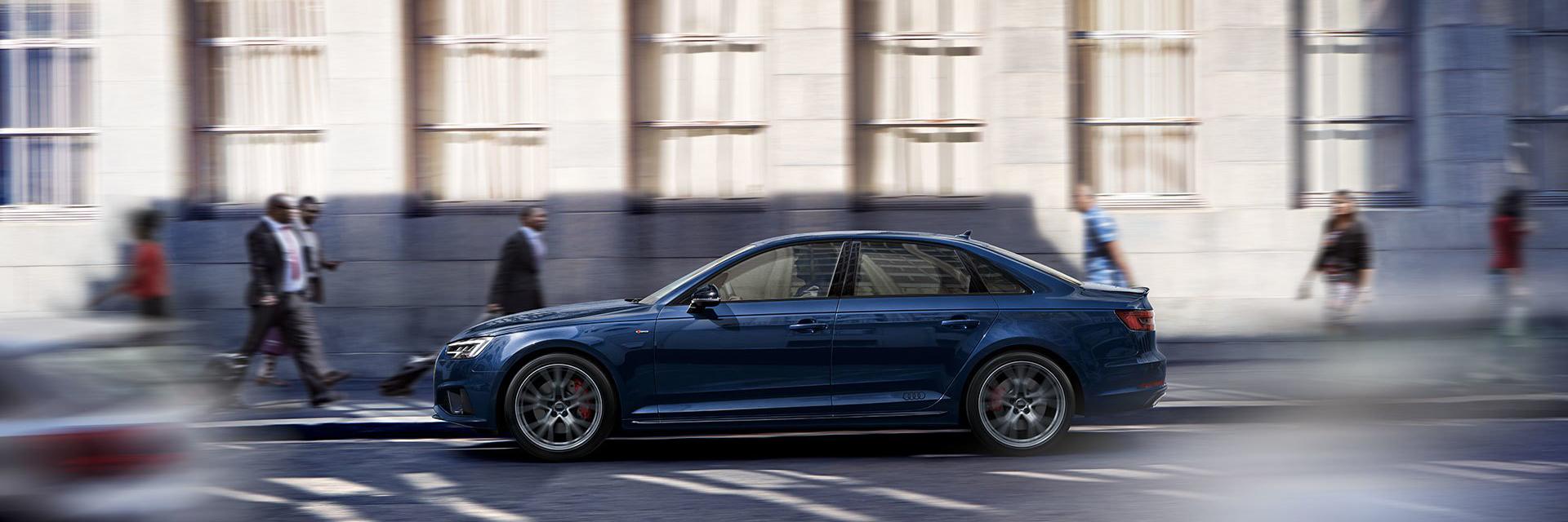 Audi A4 – новое воплощение