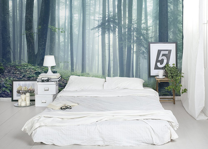 Отделка и обстановка спальни - залог здорового сна