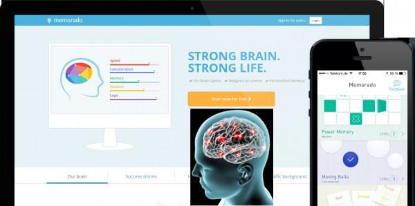 Меморадо - Игры для мозга|Memorado - Brain Games Premium 2.0.4 build 2208 [Android]