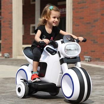 Настоящий электромобиль – мечта любого ребенка