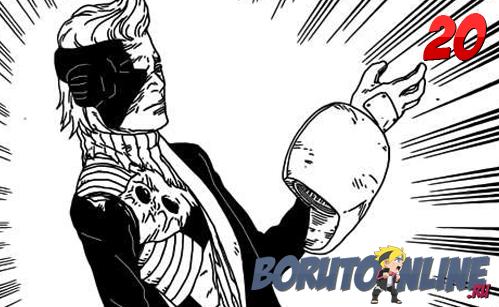 Манга Боруто/Manga Boruto 20 глава