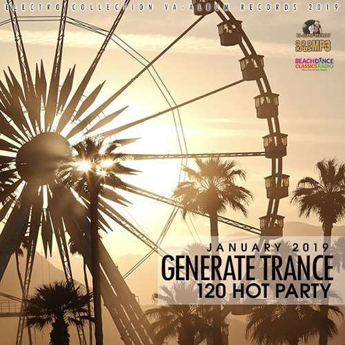 VA - Generate Trance: Hot Progressive Mix (2019)
