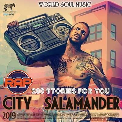 VA - City Salamander (2019)