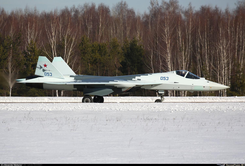 مقاتله Sukhoi T-50 PAK FA سيتغير اسمها الى Su-57  - صفحة 6 43d9f483f4edd633cdc064b209d6be86