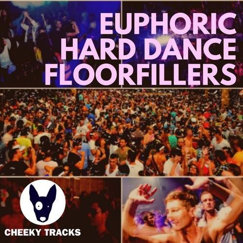 VA - Euphoric Hard Dance Floorfillers (2019)