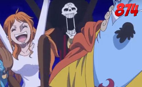 Ван Пис / One Piece 874 серия смотреть онлайн